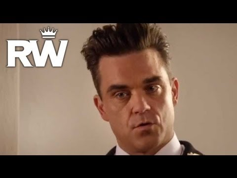 Robbie Williams | Robbie Appears On Red Nose Day 2013 For Comic Relief