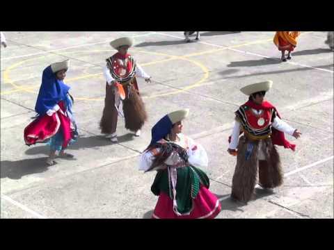 Festival de Danzas San Andrés de Checa 11 2015