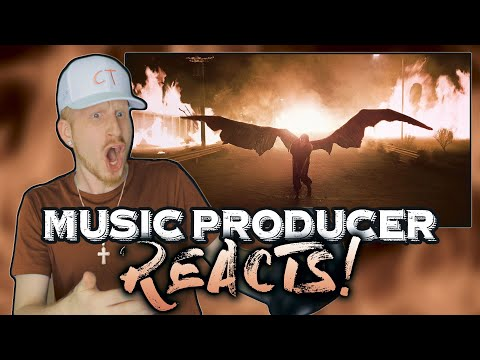 Music Producer Reacts To Billie Eilish - ALL The Good Girls Go To HELL