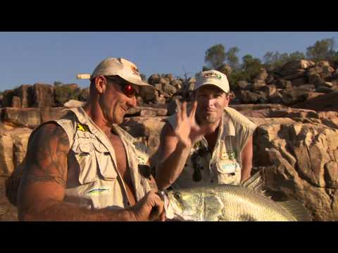 Great Fishing & Awesome 4wd Action From Series 4: The Kimberley ► All 4 Adventure TV