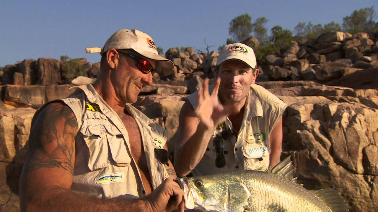 Great fishing awesome 4wd action from series 4 the for Fishing tv shows