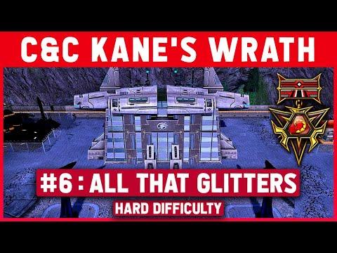 C&C 3 Kane's Wrath - Mission 6 - All That Glitters - Speedrun [Hard / Patch 1.02] 1080p