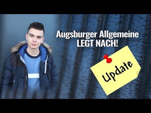 Augsburger Allgemeine LEGT NACH!