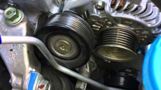 How to Replace 2013-2017 Honda Accord Belt Tensioner