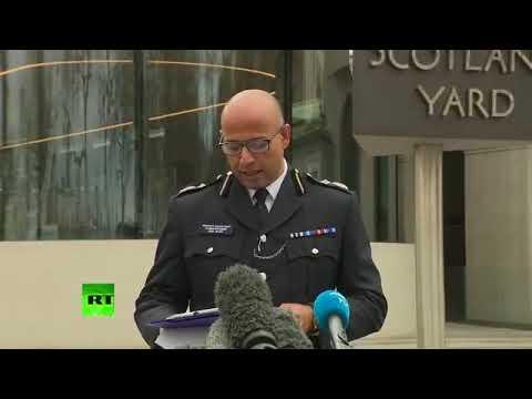 UK police make statement on Salisbury nerve agent