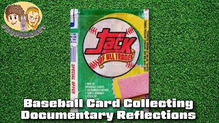 "A Look at the Baseball Card Collecting Documentary ""Jack of All Trades"""