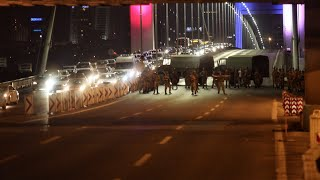 Turkish Army Says It's Seized Power; President Claims He's Still in Control