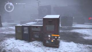 Invisible in the division