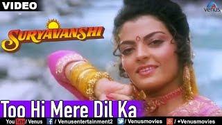 Too Hi Mere Dil Ka Jaani Full Video Song : Suryavanshi | Salman Khan, Sheeba |