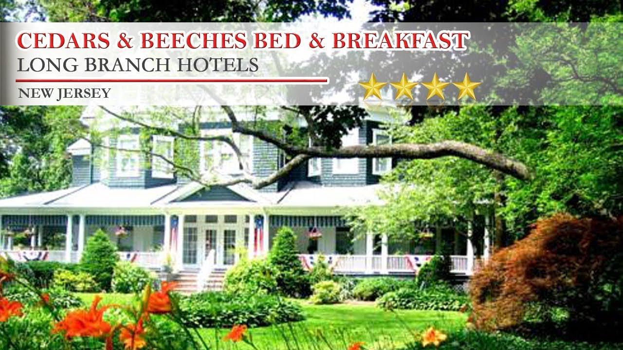Cedars Beeches Bed Breakfast Long Branch Hotels New Jersey