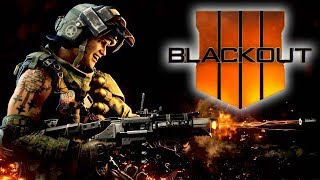 BLACKOUT GAMEPLAY BATTLE ROYALE \\ Call of Duty Black Ops 4 BLACKOUT BETA