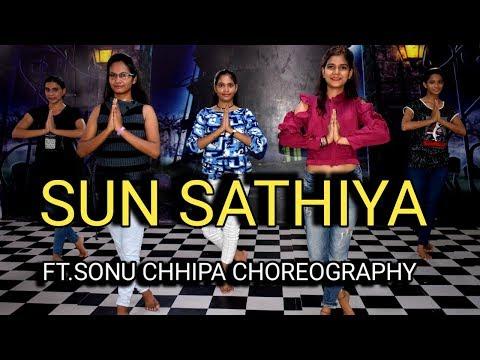 Sun Sathiya Song   Sun Sathiya Dance Video   Full Video   Varun Dhawan   Shraddha Kapoor   Sonu