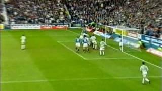 Rangers 5 - Celtic 1 - Nov 2000