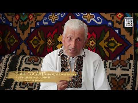 Dorin Cocarta, TEZAUR UMAN VIU, Fundu Moldovei, Jud Suceava