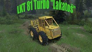 Spin Tires LKT 81 Turbo Lakatoš