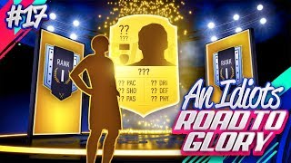 RANK 1 DIVISION RIVALS REWARDS!!! AN IDIOTS FIFA 19 ROAD TO GLORY!!! Episode 17