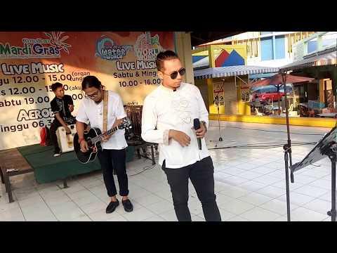 Tak Bisa Lagi Menyayangimu - Ada Band Akustik Cover by Anto 911 @Mardigras Citra Raya