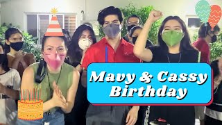 Post-Christmas, New Year, and Mavy & Cassy Birthday Celebration 🥳  | Carmina Villarroel Vlogs 📹
