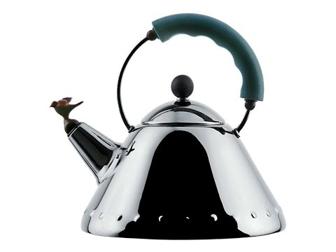 How the Alessi Bird Kettle is made - BRANDMADE.TV