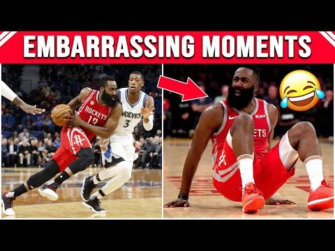 15 Most Embarrassing Moments In NBA History