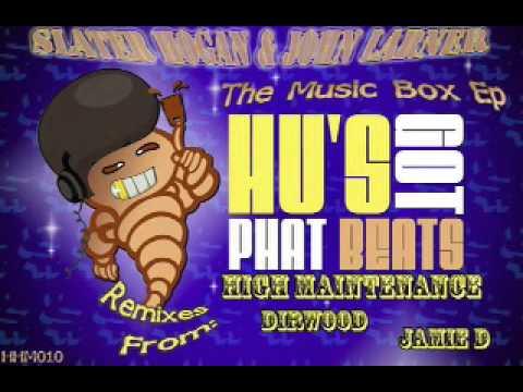 Slater Hogan & John Larner - Music Box (Jamie D Remix)