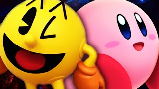 Pac-Man VS. Kirby | Music by: Rap Battles of Vídeo Game All-Stars | Edit by : GUST4V0
