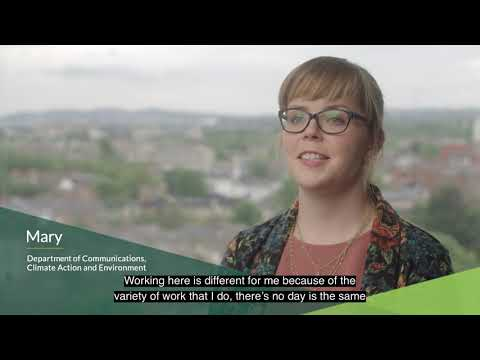 Mary Caffrey - Climate Change Policy Maker