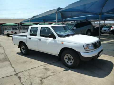 2008 NISSAN HARDBODY 2.7 4x2 D/cab Auto For Sale On Auto Trader South Africa