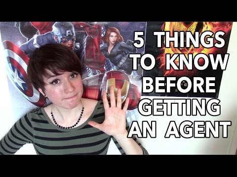 5 Things to Know Before Getting an Agent