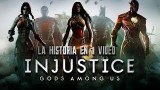 Injustice: La Historia en 1 Video