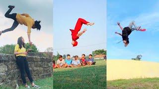 Download Mp3 Parkour gaya Salto indonesia ll olahraga Terbaru Part 17