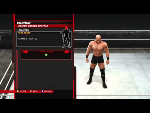WWE2K14 Jerry Lynn Moveset