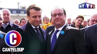 François Hollande chante Magic System :