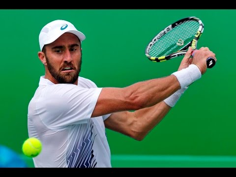 Steve Johnson vs Jack Sock 1/4 FULL MATCH HD DELRAY BEACH OPEN 2017