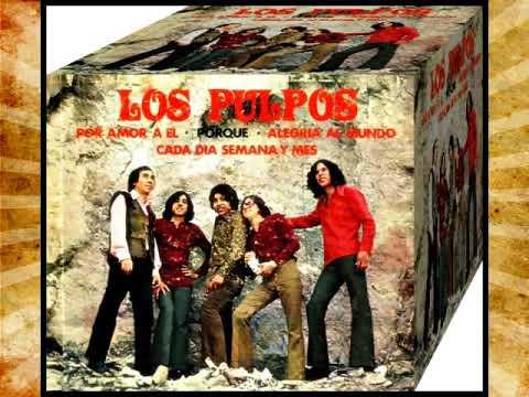 LOS PULPOS CON LA CANCION MENDOCINO 1970 POR ADRIAN MARTINEZ