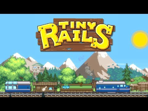 The American Adventure! - Tiny Trains & Rare Cars! - Train Management Tycoon - Tiny Rails Gameplay