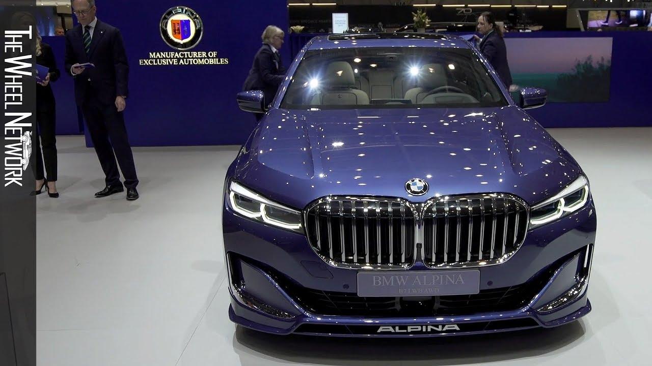 Bmw Alpina B7 2019 Geneva Motor Show