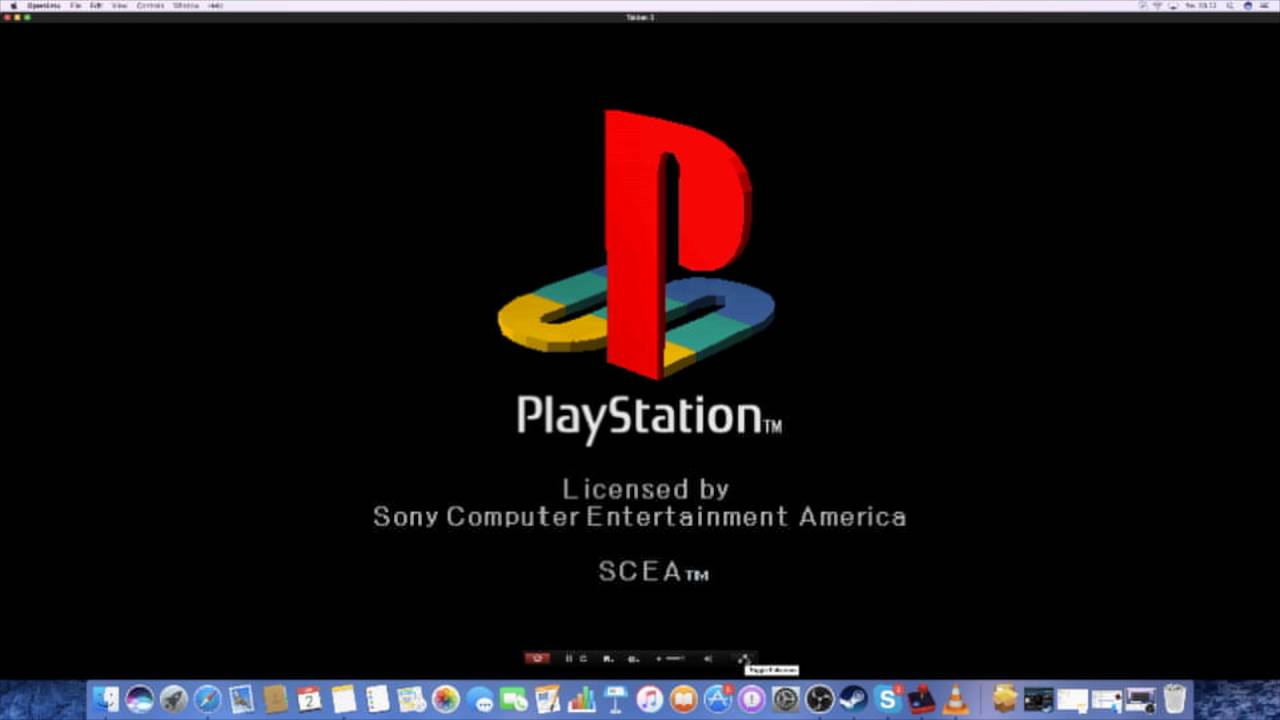 How to run Playstation 1 Games on Mac OS X Sierra
