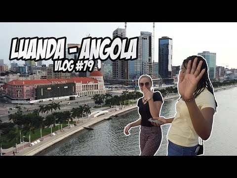One day in Luanda - WORLDS MOST EXPENSIVE CITY | Travel Vlog