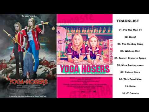 Yoga Hosers Movie Soundtrack 2016 - Tracklist & Release Date