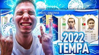 2022 TEMPA W DRAFCIE! POTĘŻNA DRUŻYNA!! / FIFA 19