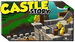 Castle Story | Baue eine Burg | #1
