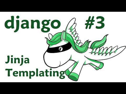 Jinja Templating - Django Web Development with Python 3
