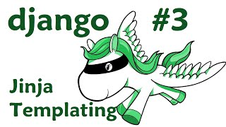 Jinja Templating - Django Web Development with Python 3(Welcome to part 3 of our Django web development with Python tutorial. Now that we have a basic understanding of how Django works, let's try to build a very ..., 2016-01-21T15:44:05.000Z)