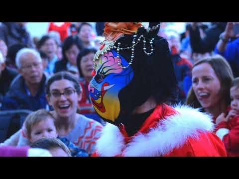 Camden Chinese Community Centre, Year of Pigs2019 Celebration v2