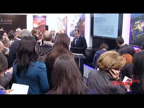 #Fitur, the International Trade Fair held every year in Madr