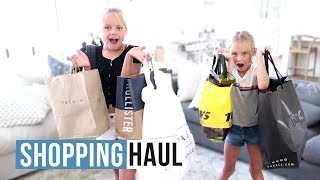 Back To School Shopping | We Spent More Than We Planned | The LeRoys