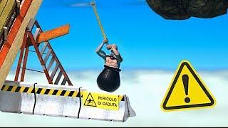 WATCH ME SUFFER - Getting Over It with Bennett Foddy