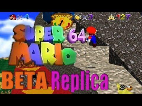 Super Mario 64 Beta Rom Hack Download