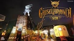 Halloween Wochen in der Erlebniswelt Grusellabyrinth NRW - Reportage
